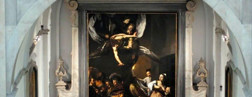 Università Popolare Eretina - Visita Caravaggio al Pio Monte della Misericordia