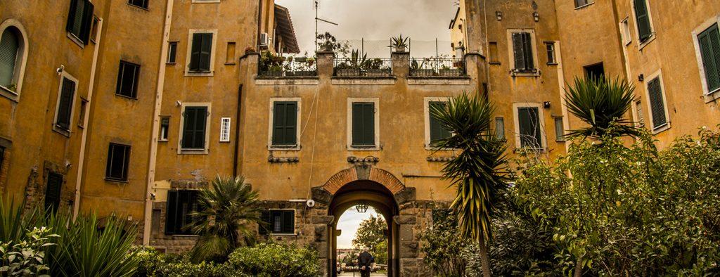 Visita al Quartiere Garbatella di Roma - Università Popolare Eretina